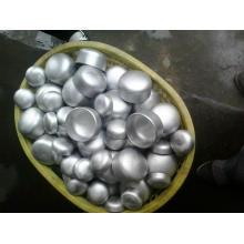 Стандарт JIS B2311/B2312/B2313 316L Нержавеющая сталь трубы колпачок