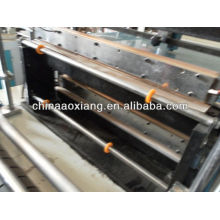 Computer control rolling T-shirt & flat bag making machine polypropylene bag making machine