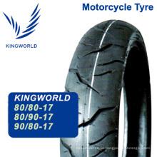 pneu motocicleta 90/80 / 17 100/80-17