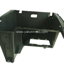 Auto Plastic Injection Storage Bin Molding