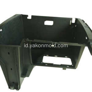 Auto Plastic Injection Storage Bin Moulding