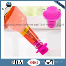 Оптовая пробка силикона для пробки бутылки вина Sk27