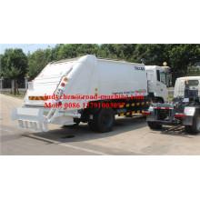 Camión de basura del compresor de 20CBM SINOTRUK SWZ 6x4