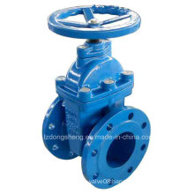 Rubber Wedge Gate Valve F4 Pn 10/16