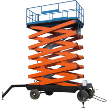 Movable Scissor Lift Platform, Elevating Platform