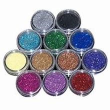 GLITTER POWDER avec une série d'intrigues de couleur