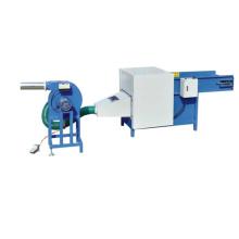 Professional Produce Polyester Fiber Opening Machine Pearl Ball Fiber Machine Production Line