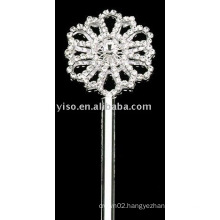 beautiful rhinestone scepter