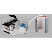 Máquina de cozedura com copo de transferência de calor