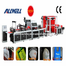 Full Auto Non Woven Shopping Bag Making Machine