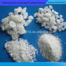 Fábrica de fornecimento de óxido de alumínio branco abrasivo de alta qualidade F220