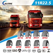 Soncap Radial Bus/Truck Tyre (11R22.5 12R22.5 315/80R22.5 295/80r22.5)