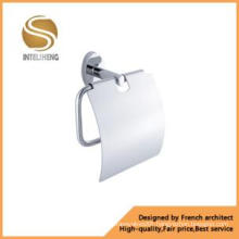 Stainless Steel Bathroom Mixer Toilet Paper Holder (AOM-8108)