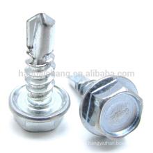Small M2 Thread Stainless Steel sus303 hexagonal Welding Screws