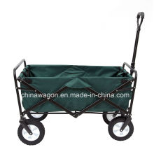 Sports Collapsible Folding Utility Wagon Garden Cart
