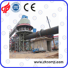 Active Lime Production Plant Equipment with Rotary Kiln and Other Whole Process Machine