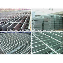 durbar and plated steel grating