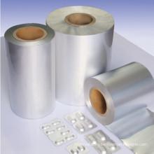 Laminación en frío Alu Alu Foil (OPA / AL / PVC)