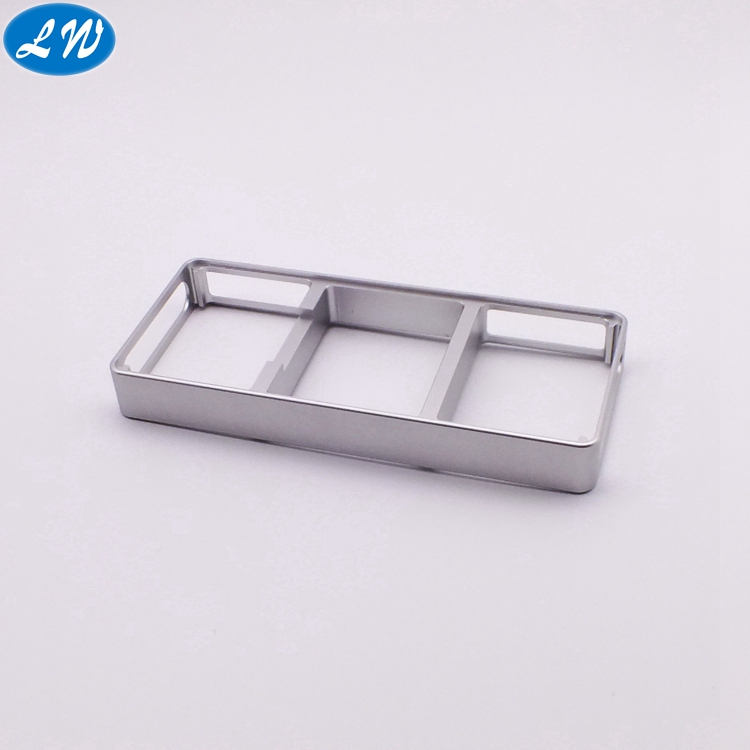 Milling Aluminum Enclosure Parts