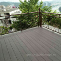 Online Deep 3D embossed outdoor co-extrusion wood-plastic composite wpc decking plank