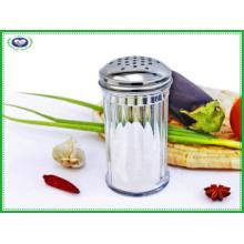 Galss Spice Jar de haute qualité