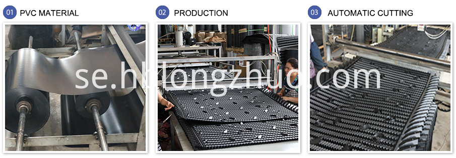 Cooling Towre Fill Production