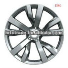20/21 polegadas bonito cromo esporte réplica rodas para nissan