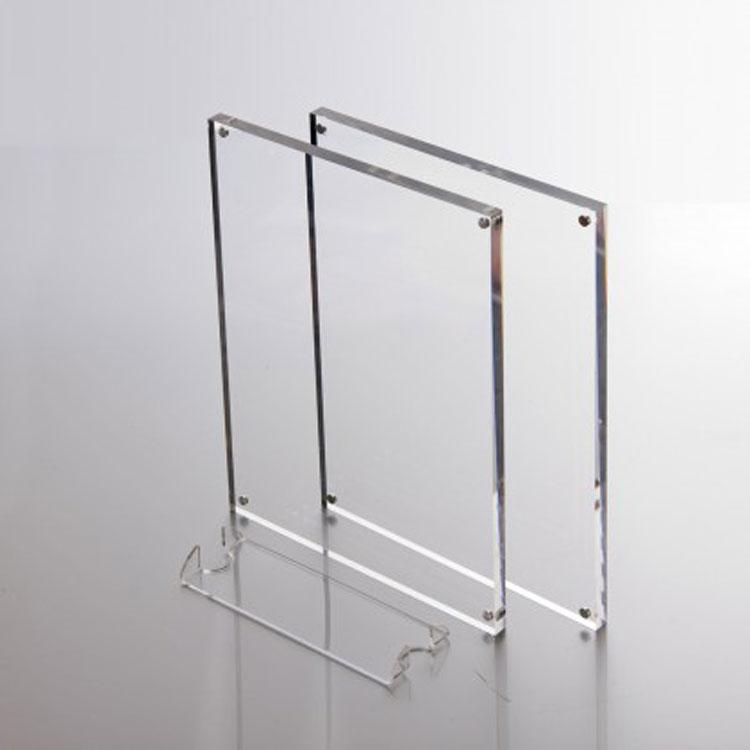 Magnetic Glass Picture Frames