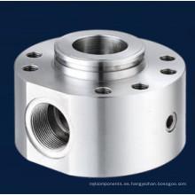 Pistón de mecanizado CNC para la máquina hidráulica