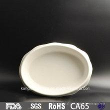 Louça cerâmica elegante por atacado do projeto extravagante