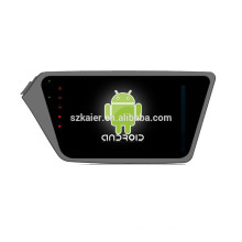 Зеркало-ссылка на Android 4.4 ГЛОНАСС/GPS 1080p и двухъядерный автомобильный DVD для Kia К2/Рио с GPS/Bluetooth/ТВ/3Г