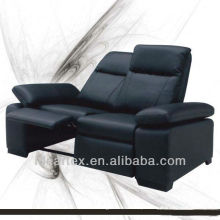 Couro de PVC para o sofá