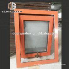 Ventanas de vidrio grandes ventana comercial precio ventana toldo con vidrio esmerilado