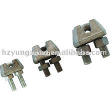 poste de potencia hardware carga pesada que cabe líneas eléctricas de la energía abrazadera del cable línea eléctrica accesorios de acero de la cuerda