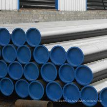 Ventas superiores ASTM A106 Gr. Tubo sin costura de acero al carbono B