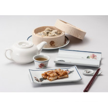 Melamine Double Plate/Melamine Special Style Plate/Dinnerware (1419)