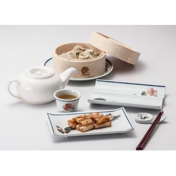 Melamine Double Plate/Melamine Special Style Plate/Dinnerware (1419)