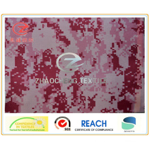 190t Poly Taffeta Digital Printing with American Style (ZCBP201)