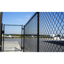 Hot-Dipped Galvanized Temporary Iron Fencing, Farm Iron Fence/Cattle Fence /Farm Fence, Iron Security Fence