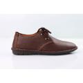 Мужская стильная повседневная обувь из натуральной кожи