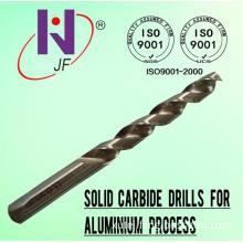 Tungsten Carbide Core Drill Metal Core Drill Bits Drill Tool Solid Carbide Double-Lip Drill Bit