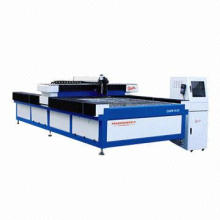 Metal laser cutting machine for steel or stainless steel, 500W YAG, 5x10ft working area, free ship