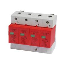 Surge Protection Device With Removable Protector Unit