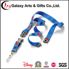 Sublimation Printing Lanyard