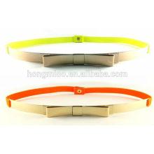 Ceinture de mode pour les ceintures de ceinture