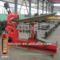 Tank Head Folding Machine