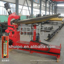 No Template Irregular Dished Head Folding Machine(dished end spinning machine)