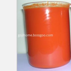 Goji nutritious juice healthy goji juice