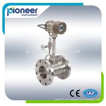 Medidor de flujo vortex LUGB 4-20 ma
