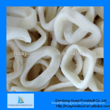 good quality IQF frozen squid ring